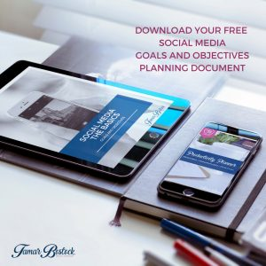 Social Media Goals and Objectives Planning Document